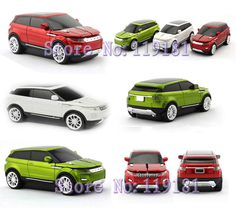 Xmas Gift 1600dpi 3D USB Optical 2.4G wireless mouse cordless Range Rover Evoque Car Computer Mice for PC/Laptop Desktop Mac(China (Mainland))