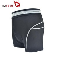 2014 new Baleaf Men &Women Bicycle Cycling Bike Riding Shorts Underwear Blue 3D Padded Coolmax Gel Black Underpant Size M-3XL