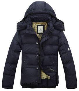 High quality down jacket top brand man's jackets intensification type warmer men'winter jacket coat overcoat Outwear black