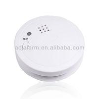 Photoelectric smoke Detector 9V Battery powered smoke alarm