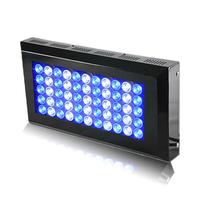 2X A Pack Free Shipping 30Blue+25White Bridgelux Leds 90Degree Optic Lens Nano Led Aquarium Light