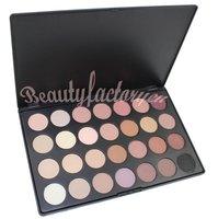 Free Shipping Pro 28 Color Neutral Warm Eyeshadow Palette Eye Shadow