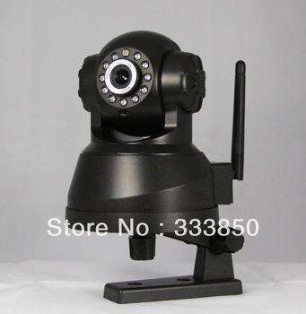 IP Wireless Wired IR Night Vision indoor IP Network Camera Silvery