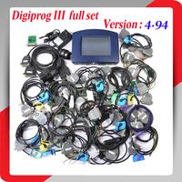 New Digiprog 3 V4.94 Odometer Programmer professional Digiprog III mileage adjust tool dhl free shipping