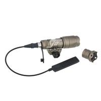 ELEMENT SF M300 MINI SCOUT LIGHT (Tan) M300A LED Mini Scout Flashlight FREE SHIPPING(ePacket/HongKong Post Air Mail)