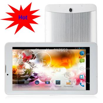 7Inch Tablet 3G Phone Call MTK8312 Dual Core GPS BlueTooth Dual Camera FM