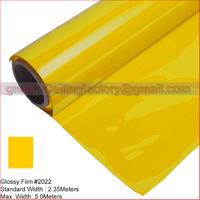 selling  pvc film ceiling #2022 ; Standard size is 2.35Meters X100.0 meters per Roll; PVC Color Film