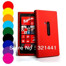 For Nokia Lumia 920 Case Candy Color Fashion Soft Silicone Back Cover For Nokia Lumia 920 + Free Gift Stylus Pen 9 Colors(China (Mainland))