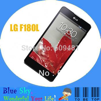 LG Optimus G F180L unlocked LG F180L original cell phone 2G RAM+ 32G ROM 13.0MP camera GPS WIFI 3G Android phone