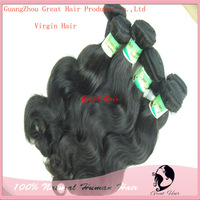 great hair  Brazilian Virgin hair  2pcs/lot Mix Length 3 .5oz/pcs  virgin hair body wave14inch - 32inchse