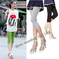 Cotton womens pants fashion 2013 ladies leggings stretch pants for women  CT00013