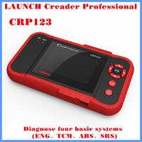 100% Original LAUNCH Code Reader Creader Professional CRP123 Creader VII+ Software Multi-language Update Online