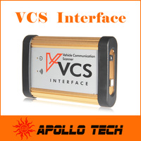 2014 New Arrivals VCS Interface Vehicle Communication Scanner Interface VCS scanner Multi-Languages Wide Range Cars Covered