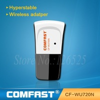 Mini USB 150Mbps 802.11n/g/b wifi  Adapter Comfast WU720N
