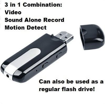 U8 HD Mini USB Disk Camera DVR Motion Detect Camera Cam Hidden Camera Free Shipping(China (Mainland))