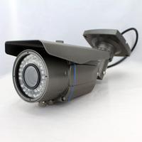 Free Shipping! CCTV HD 2592*1920P(5MP)/3MP/1920*1080P Network IP Camera Varifocal 2.8~12mm Smart Motion Detection Alarm P2P