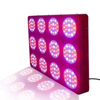 Daisy Chain Znet12 600w Led Grow Light Full Spectrum For Medical Plants