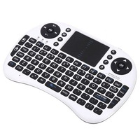 1pc i8 2.4G Wireless Remote Fly Air Mouse Keyboard Touchpad for PC Android TV BOX