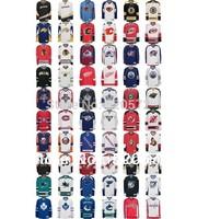 Custom Hockey Team Jerseys With Any Number, Any Name Sewn On (S-5XL)