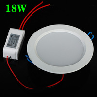 Best 18W Super Thin LED Panel Light Cool White/Warm White LED Ceiling Light AC85-265V Free shipping