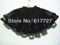 21pcs/lot Free shipping FASHION NEW  Mini skirt Children skirts Girls solid color cake skirt  H087
