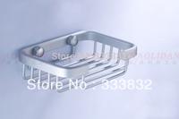 free shipping bathroom space aluminum soap rack soap box,HR156