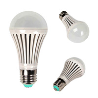 4x E27 7W LED Lamp Bulb 85V-260V White Light Warm Light Energy Saving Bright Free Shipping