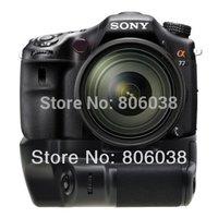 DSLR Vertical Camera Battery  Grip for SONY Alpha SLT A77 A77V as VG-C77AM