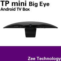TP LINK TP mini BigEye Android 4.1 TV Box RK3066+A9 Dual Core Google play Pre-installed 1GB/4GB with Camera/Mic mini pc