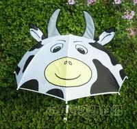 Kids Childrens Cartoon Animal Umbrella Free Shipping