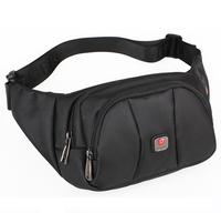 Canvas Men's Crossbody Bags Waist Bag Fanny Pack Waist Pack Travel Chest Shoulder Bag Bum Bag Money Mobile Phone Pouch