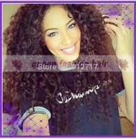 Hotselling VIP link custom made order  100% virgin human hair lace front wig and 22inch hair  bundles