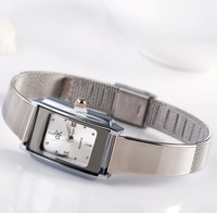 Free Shipping, Best Seller New Design Stainless Steel Watch Women Brand  Wrist  Luxury Watches For Fashion