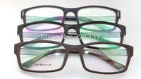 TR90 extra light optical myophia frame fashion eyeglass eyewear men's optical frame eye glasses full rim spetacle black brown
