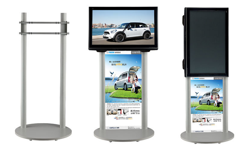 Expo Tv Stands : Popular portable poster display from china best selling