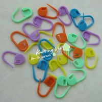 60pcs  plastic Knitting Crochet Locking Stitch Markers , crochet latch , Knitting tools, Free Shipping