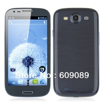 "In stock HaiPai i9377 MTK6577 Dual core Phones 1.2GHz Smart phone 4.7"" capacitive screen GPS Bluetooth WIFI WCDMA 3G Phone"