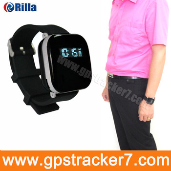 2013 hotsale small mini Watch machine G19 gps personal tracker for Elder/pets/personal free shipping