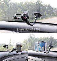Universal Car Holder Desktop lazy bracket Kit Holder mobile Stand car sucker For GPS Mobile phone smartphone