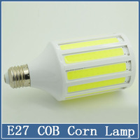 1x E27 COB LED Lamp 220V 9W 15W 25W Corn Bulb Lamps Spot light Crystal Droplight Chandelier 360 degree Indoor lighting