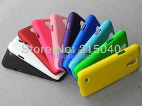 9 Colors Rubber Hard Plastic Matte Back Case for Samsung Galaxy S4 Mini i9190 Matte Hard Case, 10pcs/lot Free Shipping! SAM-049