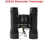 Optical Accessories 22x32 Binocular Telescope Wide Angle Lens Zoom Binoculars Clear Eyepiece Outdoor Sports Portable Tools