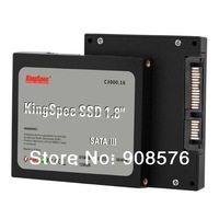 "Free Shipping KingSpec 2.5"" 128G SSD SATAII/SATA2 MLC (KSD-SA25.5-128MJ) Solid State Drives for laptop ,2 years warranty"