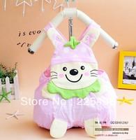 2013  cotton baby climb clothes newborn rompers bodysuit  cartoon design kids  lined clothes infant suspender trousers