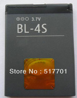 Free shipping original mobile phone battery BL-4S for Nokia 2608 2680S 3600S 3602S 6202C 6208C 7020 7100S 7610C 7610S 1006 X3-02