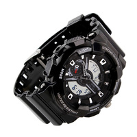 New Fashion Sport Watches Branded Watch Multifunction Digital Wristwatch For Men And Women 30M Water Resistant 6 Colors