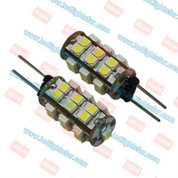 good quality G4 25 LED SMD1210,g4 led car bulb,12v g4 light