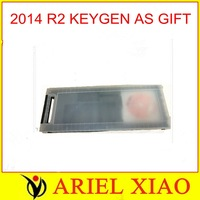 New 2013.R3 keygen Added Flight&Speaker function  TCS scanner cdp pro plus with BOX(qulity A+) China post freeshipping