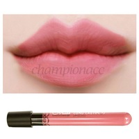 New Arrival Waterproof Elegant Daily Color Lipstick matte smooth lip stick lipgloss Long Lasting Sweet girl Lip Makeup #2 20097