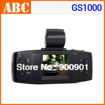 new version GS1000 Car dvr vehicle Camera Recorder Novetak (not sunplus) 1920*1080P real 720p HD OV9712 Lens HDMI G-sensor